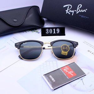 RayBan 3019 RB Unisex Sunglasses